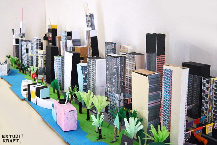 Estudi KRAFT Arquitectura Orient Hong Kong