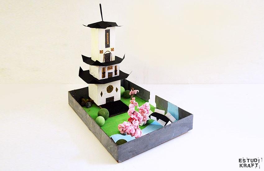 estudi kraft arquitectura temple japones