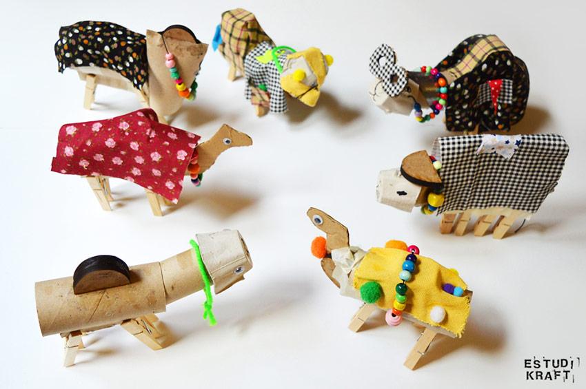 Estudi KRAFT camells