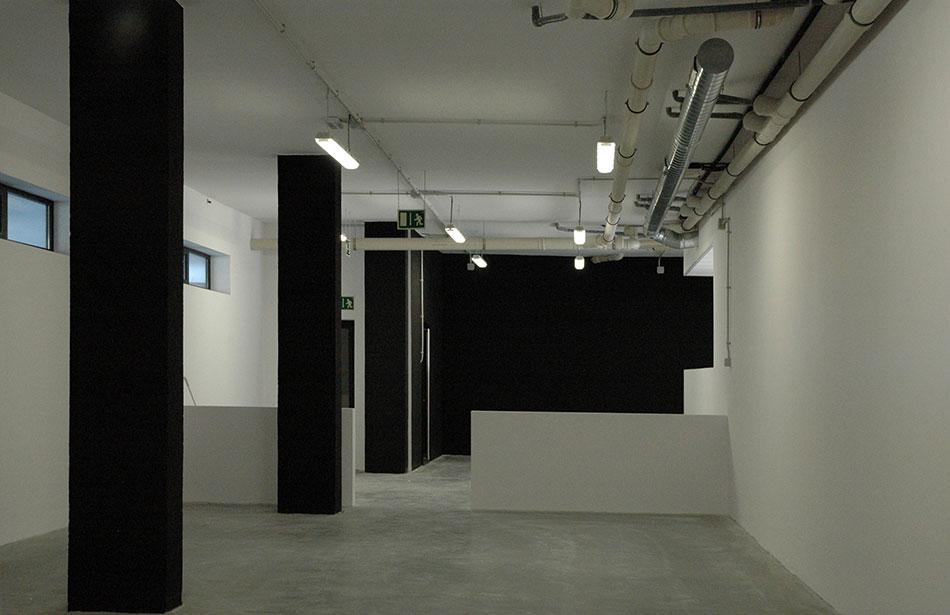 SP25 Arquitectura obra nova interior rebost solidari