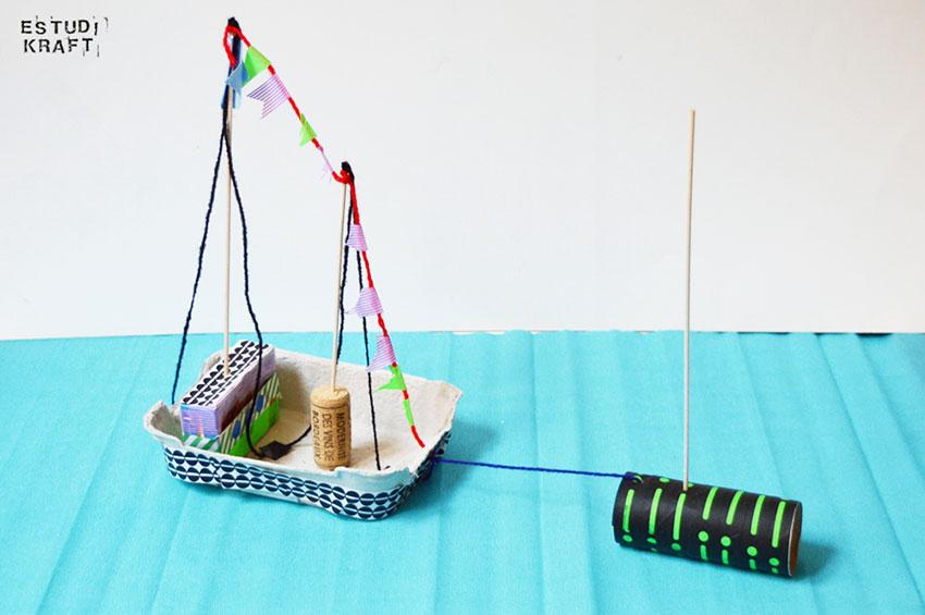 Estudi KRAFT barques