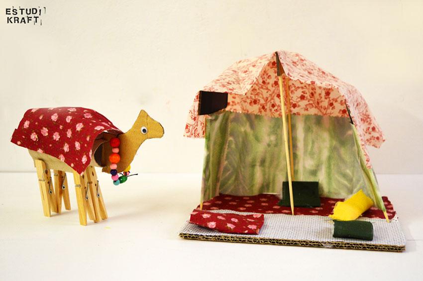 Estudi KRAFT tendes i camells