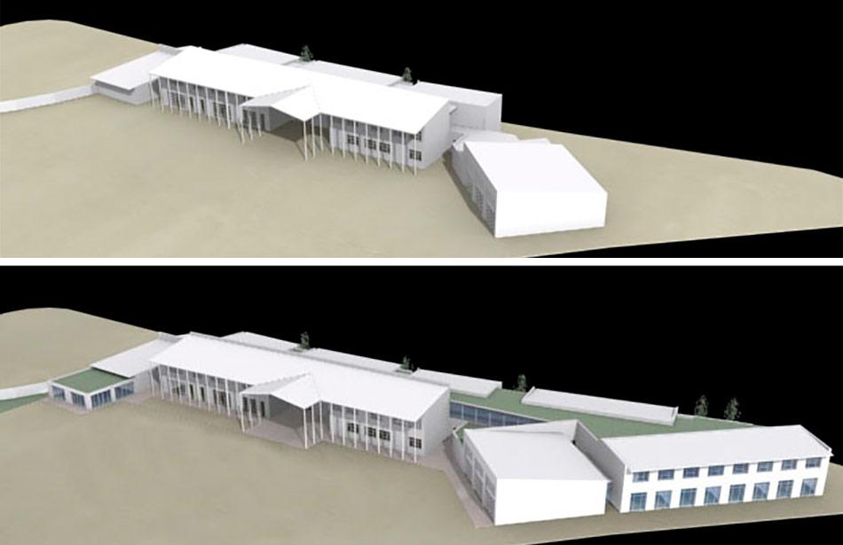 SP25 Arquitectura concurs ampliació escoles Gurb