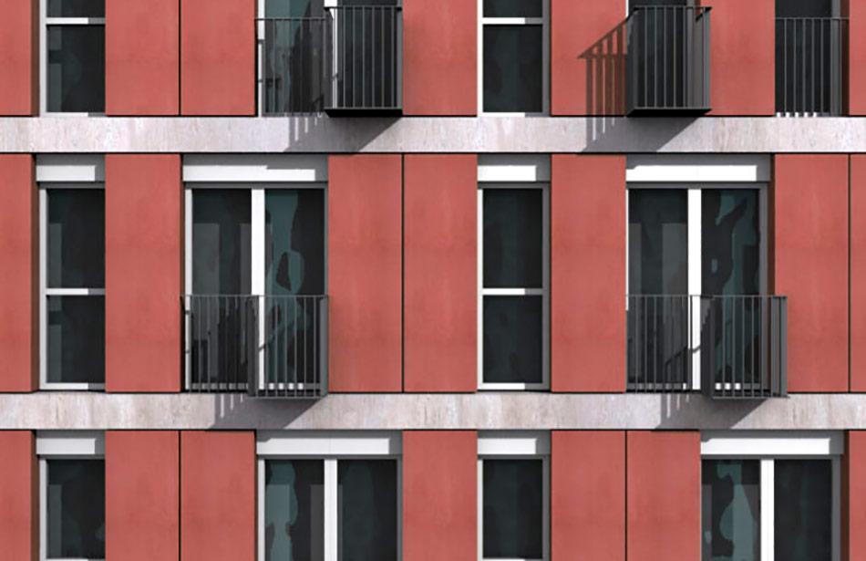 SP25 Arquitectura habitatge plurifamiliar HPO incasol