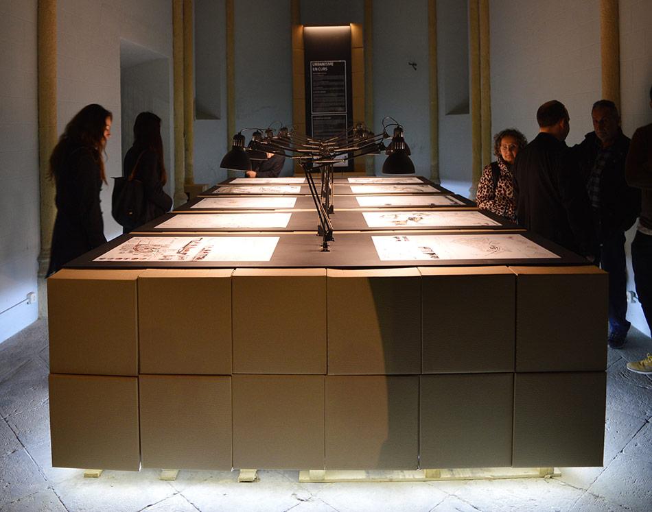 SP25 Arquitectura efímera exposició Casa Ricart Vic