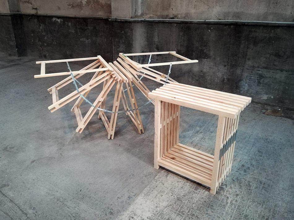 SP25 Arquitectura efímera exposició Vic