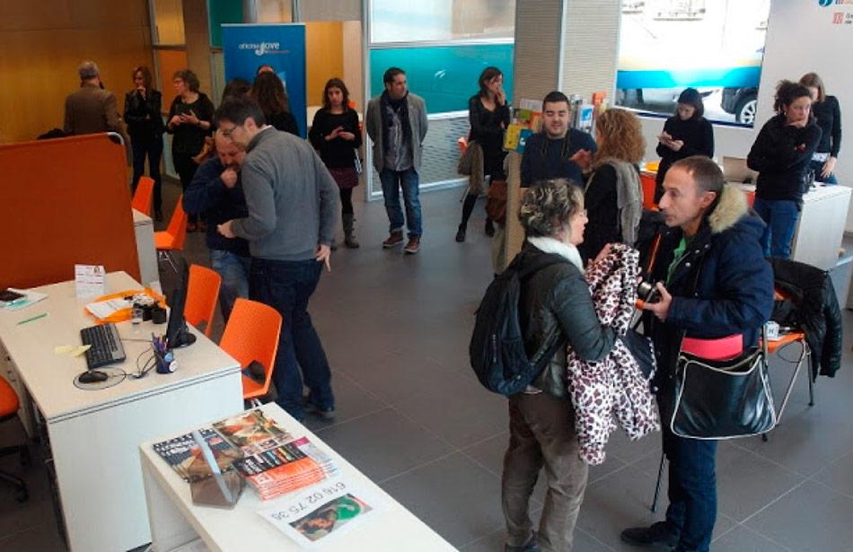 SP25 Arquitectura Estudi de Programació centre juvenil Berga