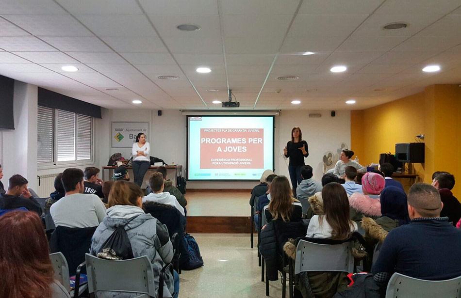 SP25 Arquitectura Estudi de Programació del Consell Comarcal del Vallès Occidental