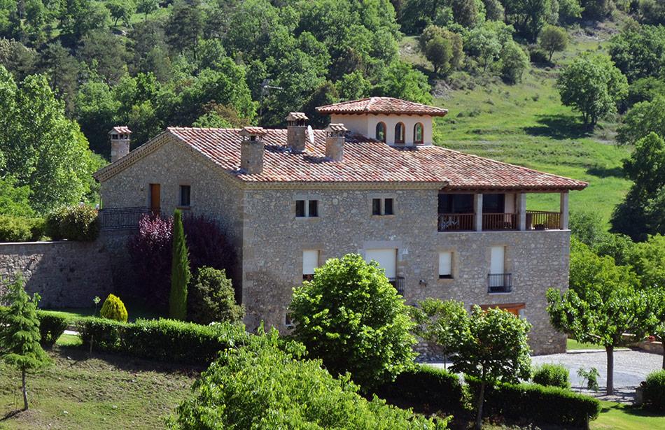 SP25 Arquitectura informe conservació arquitectura masia