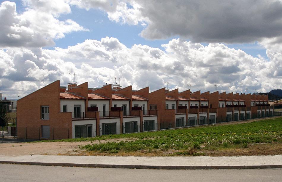 SP25 Arquitectura habitatges promoció oficial Gurb