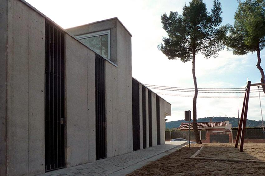 SP25 Arquitectura Vic Barcelona Girona projectes obra nova