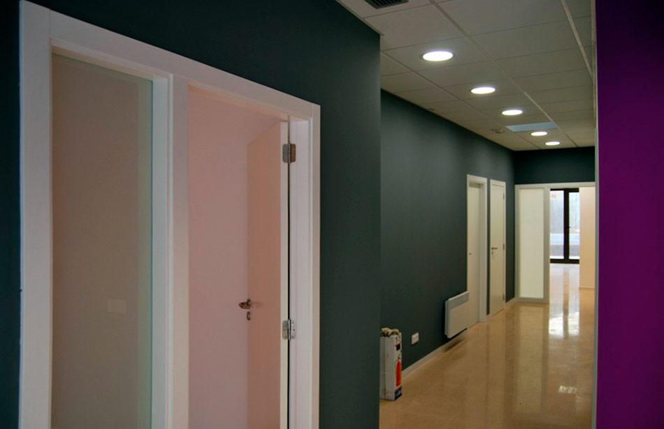 SP25 Arquitectura reforma Centre Informació i Assessorament Dones Cubelles