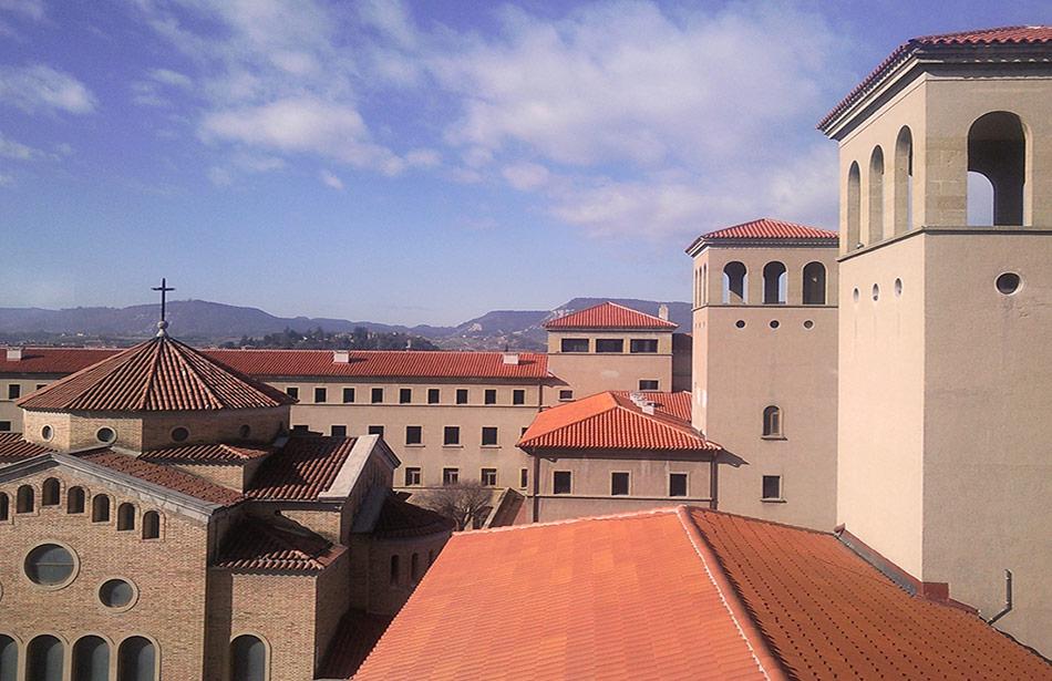 SP25 Arquitectura reforma cobertes edifici Seminari Vic