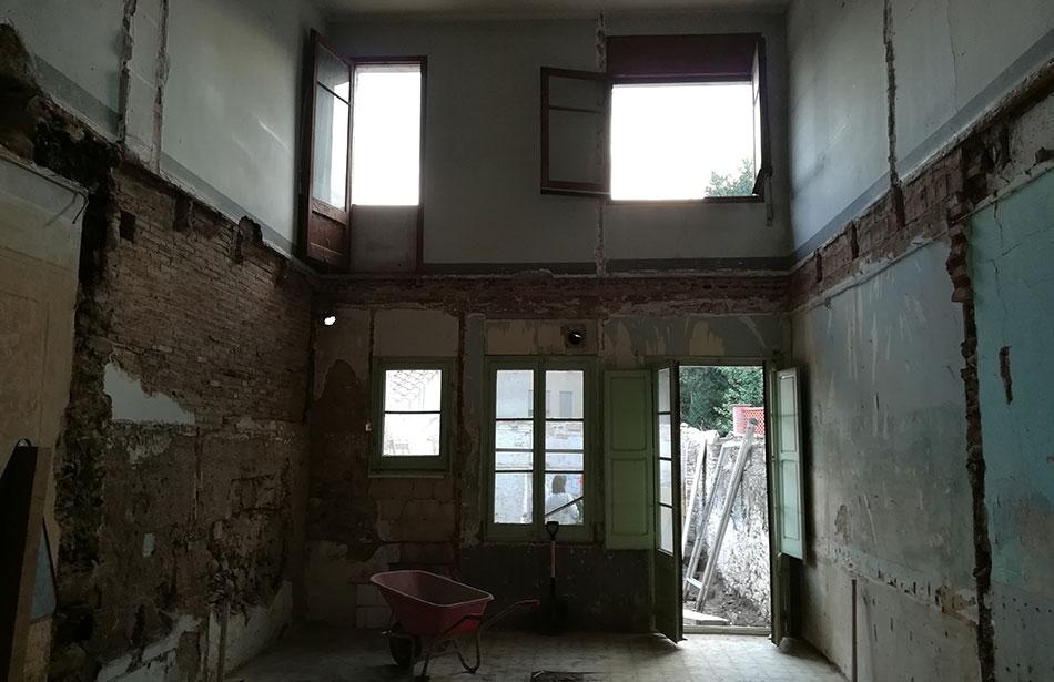 sp25 arquitectura reforma habitatge la garriga