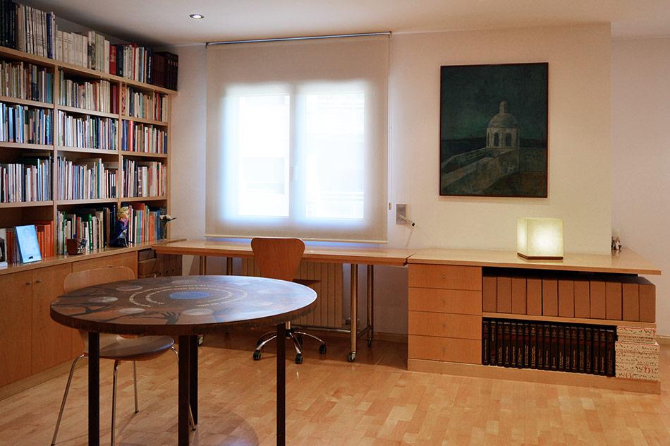 SP25 Arquitectura reforma interior interiorisme Vic