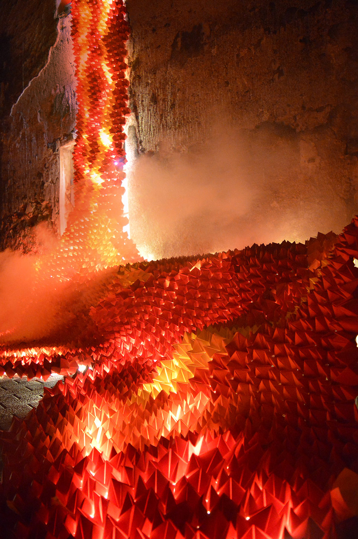 SP25 ARQUITECTURA Origami Lava Lluèrnia 2018