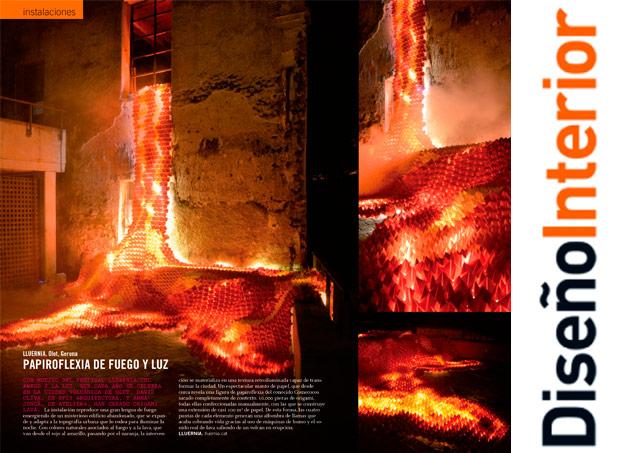 SP25 Arquitectura Diseño Interior Origami Lava