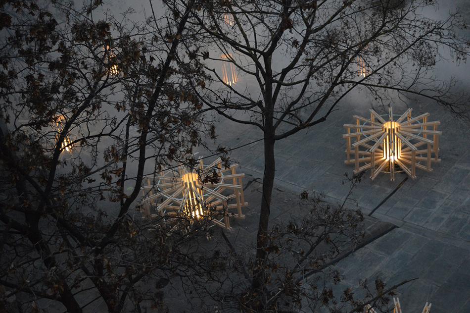 SP25 ARQUITECTURA Lotus Jardins de Llum 2019 Manresa
