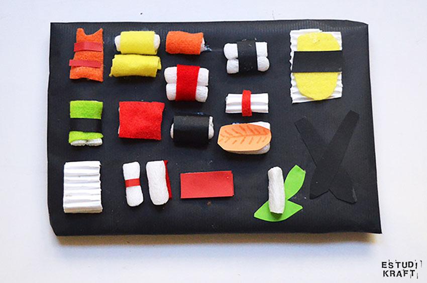 Estudi Kraft Arquitectura Sushi