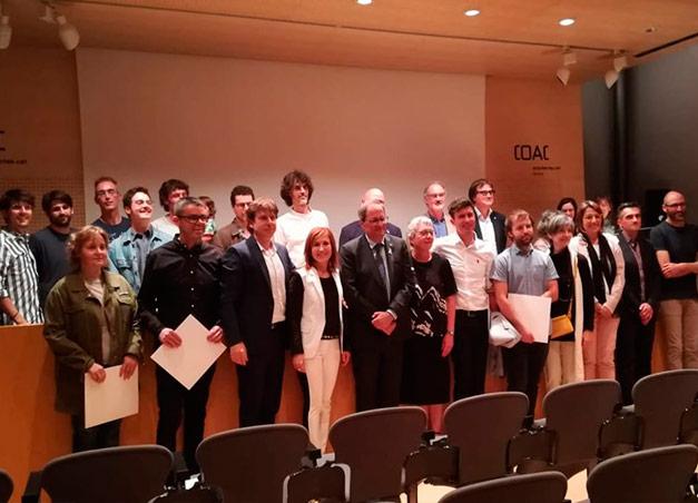 ORIGAMI LAVA guanyador Premis d'Arquitectura de les comarques de Girona