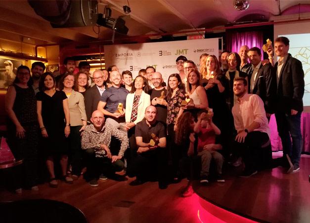 Premis Emporia 2018 - ORIGAMI LAVA david oliva + anna juncà