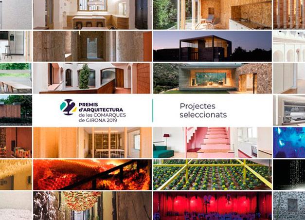 Entrega dels Premis d'Arquitectura de Girona 2019