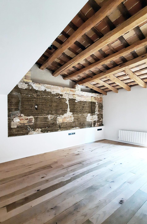 Reforma habitatge unifamiliar Vic SP25 Arquitectura