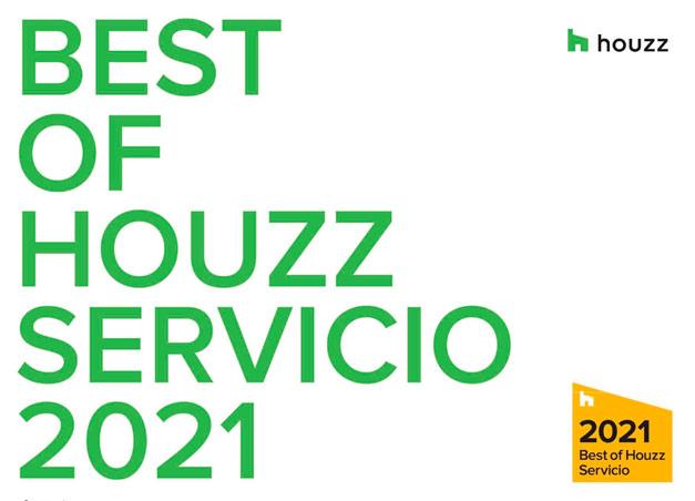 Premi BEST of HOUZZ 2021