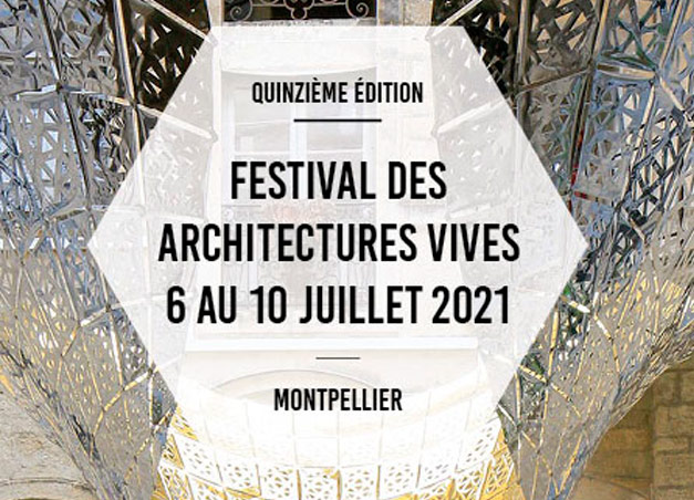 FAV Montpellier SP25 Arquitectura Efímera